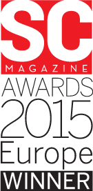 SC Magazine Awards Europe 2015 logo