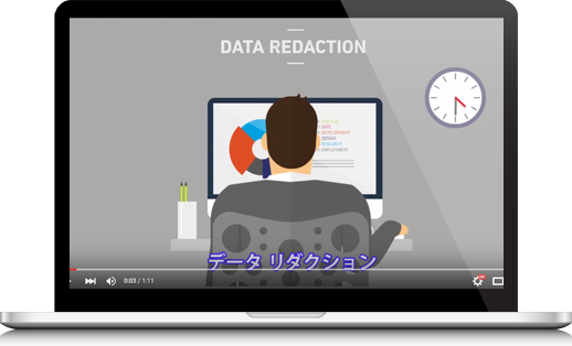Clearswift Data Redaction video