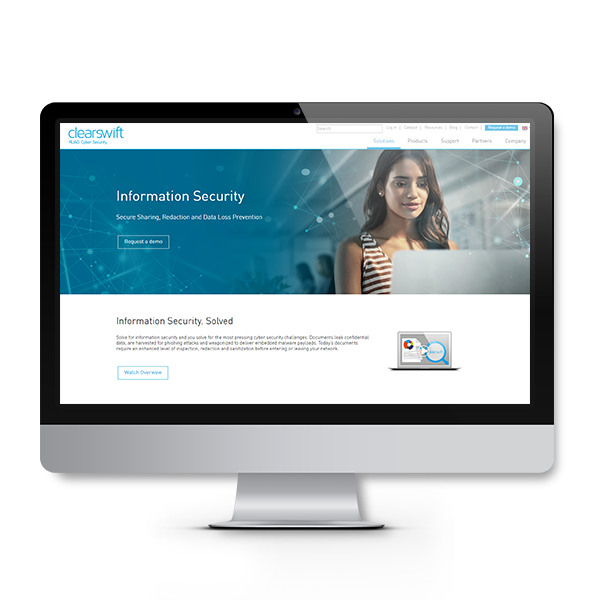 Information Security webpage