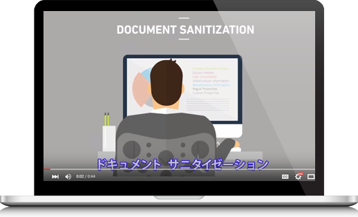 Clearswift Document sanitization video