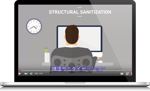 Clearswift Structural sanitization video